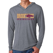 Brookwood - N6021 Next Level Unisex Triblend Long-Sleeve Hoodie