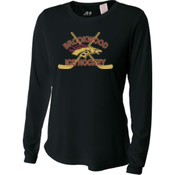 Cross-Sticks - NW3002 A4 Ladies' Long Sleeve Cooling Performance Crew Shirt