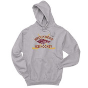 Cross-Sticks - 996 Jerzees Adult 8oz. 50/50 Pullover Hooded Sweatshirt